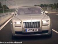 Motodziennik: ile niedoróbek ma Rolls Royce Ghost?