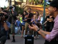 Zareczyny w Disneyland