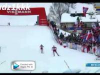 Ten bieg i tak wygrała Justyna