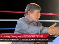 Grzegorz Braun vs Szewach Weiss Stosunki Polsko - Żydowskie (09.07.2015)