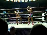 Tragiczna  kontuzja  w  Muay  Thai