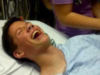 Najśmiejśniejsza reakcja na szpitalne leki