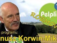 Janusz Korwin-Mikke o ustroju niewolniczym, edukacji i Smoleńsku - TV Pelplin HD
