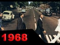 Co wydarzyło się w 1968 roku - Podróż do przeszłości