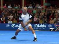 Mansour Bahrami - Genialny Tenisista