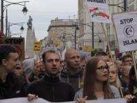 Łódzki Marsz Przeciw Imigrantom