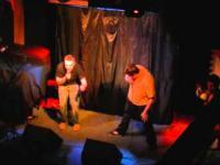 Improwizacje kabaretowe - Yoda i Dziadek