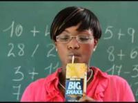Reklama Big Shake (wersja 2)