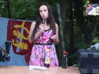 Agata Banasik (KNP) o feministkach