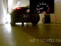 Dźwięk Audi TT 3.2