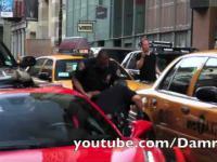 Jak policja w USA traktuje dupków