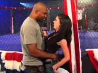 Bardzo niecodzienny wywiad z zawodnikiem MMA