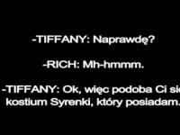 Nieudany kawał radiowy taty Tiffany