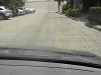 Najbardziej stroma droga w San Francisco