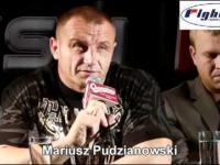 Mariusz Pudzianowski vs James Thompson - No Contest