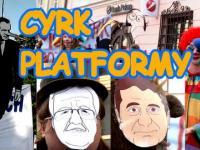 Cyrk Platformy - happening w Lublinie