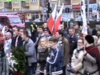 Marsz Niepodległości w Szczecinie