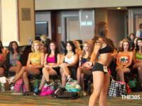 Casting na cheerleaderkę Miami Dolphins