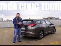 Honda Civic Tourer (kombi)
