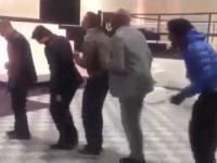Anderson Silva Dancing New Hit Brazil lelek lek lek