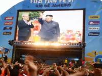 Korea Północna wygrywa Mistrzostwa Świata w Brazylii!