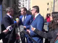 Arogancki Maciej Knapik (TVN) vs Przemysław Wipler i Konrad Berkowicz