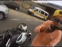 GTA w realu i bardzo szybka reakcja ze strony Policji
