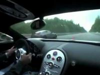 Bugatti Veyron Vs Nissan Skyline GT-R R35