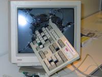 Złamać Komputer - Idioci nerwowy