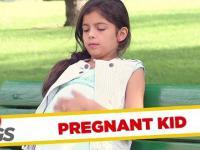 Prank z ciążą