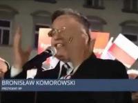 Bronisław Komorowski vs.