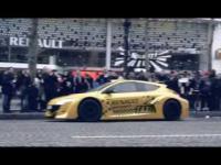 Megane Trophy V6 jako taxi