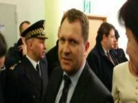 Komorowski nie wpuszcza mieszkańców Dębicy na spotkanie