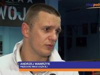 Wawrzyk: Pomogę Sosnowskiemu zakończyć karierę