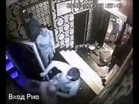 Fight in russian club - nice brawl