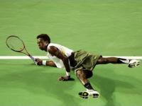 Gael Monfils - mistrz zagran tenisowych