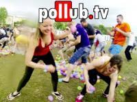 Wielka Bitwa na Balony - Juwenalia 2014