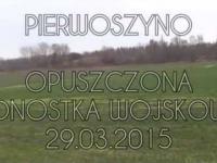 Pierwoszyno - Opuszczona Jednostka Wojskowa 2015