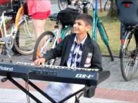 Młody talent z ulicy