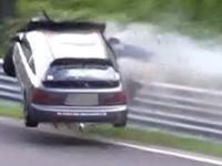 Wypadki na torze Nordschleife-Nürburgring 2013.