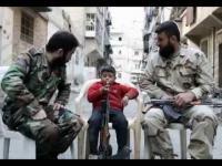 Ahmed 8-letni żołnierz