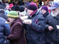 Ta świąteczna życzliwość -  Wigilia w Węgorzewie
