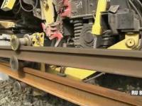 Expresowe budowanie torów kolejowych