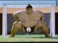 Reklama Pepsi |Sumo vs Piłkarze