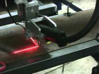Przecinarka plazmowa CNC własnej roboty
