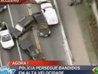 Pościg policyjny w Brazylii