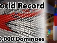 Upadek najwyższej wieża z domino