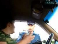 Ukraiński policjant i jego znajomość języków obcych