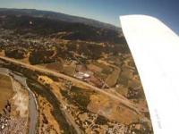 Ciekawe nagranie kamery która wypadła z samolotu