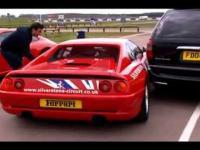 Dalczego kobiety nie powiny prowadzić Ferrari
